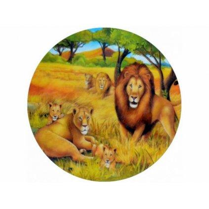 30609 jedly papir safari 20cm