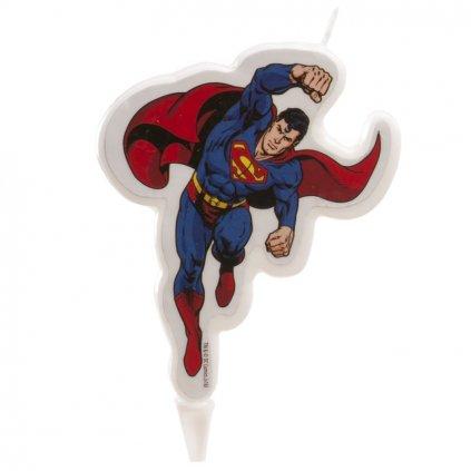 display 12 candles superman batman 75cm (1)