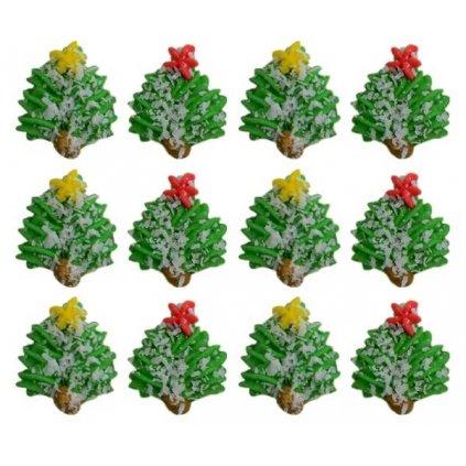 cukrova vanocni dekorace platicko 6