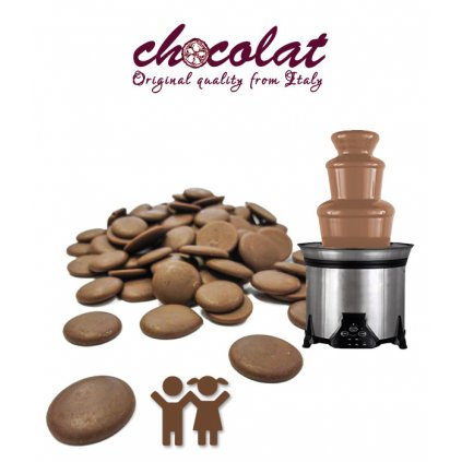 2540 cokolada mlecna extra children i do fontan 36 38 pecky 12 kg karton