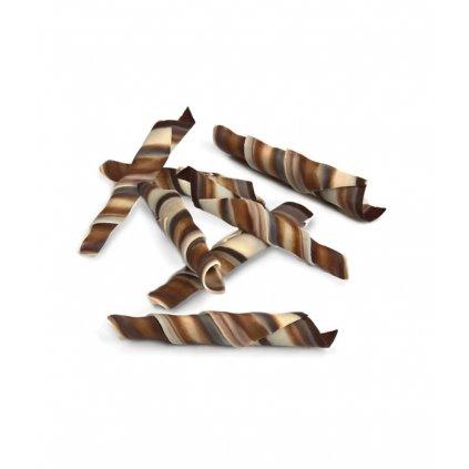 2921 cokoladove tycinky rolls marble 5 5 5cm horko mlecno bile 1 kg bal