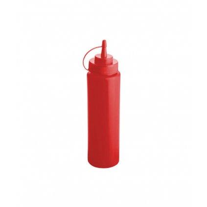 14435 davkovac biberon polyetylen cerveny 240 ml
