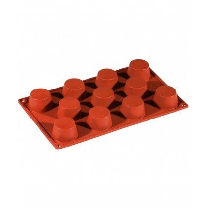 9755 forma silikonova 11ks mini muffin prum 5 v 2 8cm