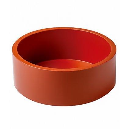 10850 forma silikonova dortova prum 24 v 7cm