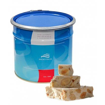 998 pasta torrone turecky med gelatitalia 3 kg plechovka