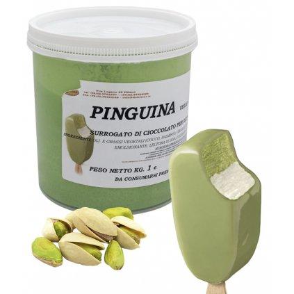 4478 poleva do zmrzlin a na nanuky pinguina zelena pistaciova 1 kg kbelik