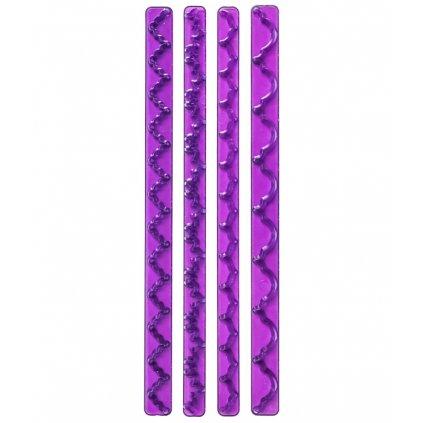 12896 vykrajovatka plast na marcipan plast krajka d 25cm