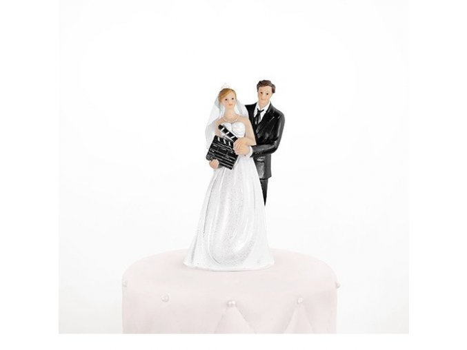 Svatební figurka - 1147