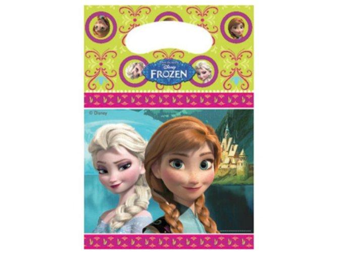 Party tašky Frozen Ledové království 6 ks