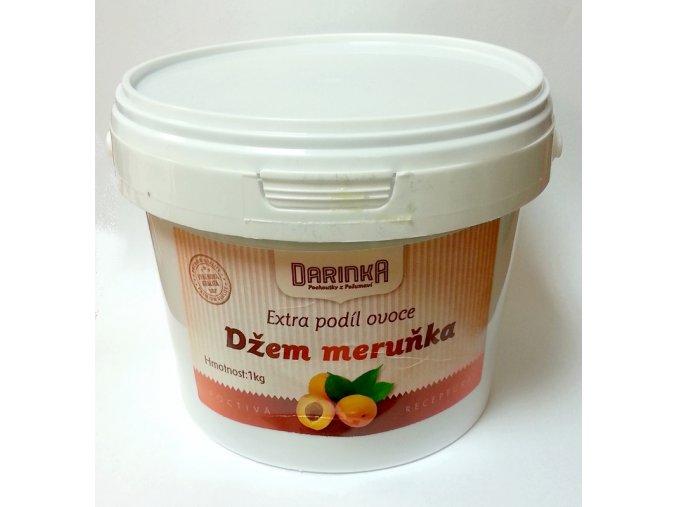 Meruňka - Darinka džem s extra podílem ovoce (1 kg)