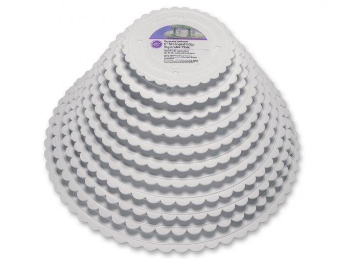 Wilton separační plato - kulaté (40 cm)
