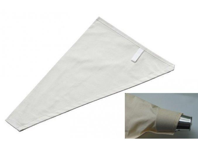 Cukrářský sáček pro likérovou špičku 14-20, pogumovaný 45 cm