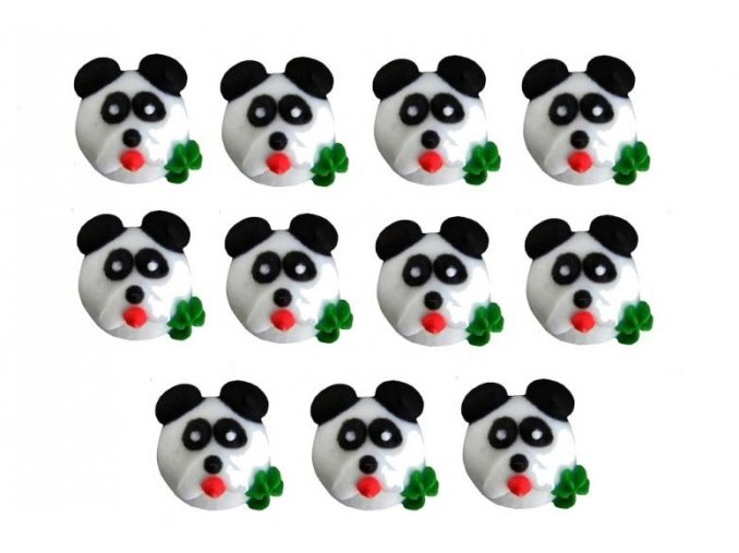 cukrovedekorace pandacelkovka