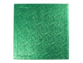 """Tác Anglie PEVNÝ zelený čtverec 20,3 cm 8"""" (1 ks)"""
