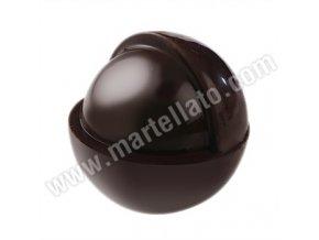 SLEVA 30%! Martellato magnetická polykarbonátová forma na čokoládu Otevřená koule