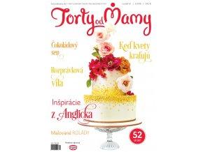 Časopis Torty od mamy 1/2016