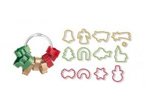 Tescoma Vykrajovátka vánoční DELÍCIA (13 ks)