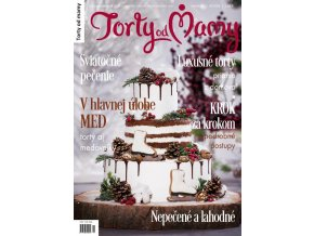 Časopis Torty od mamy 4/2018