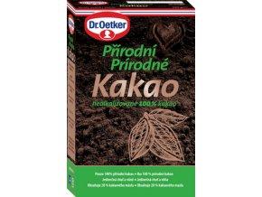 Dr. Oetker Přírodní kakao (100 g)