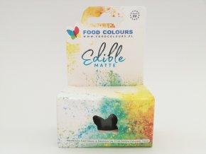 Jedlá prachová barva Food Colours Perfect Black (2,5 g)