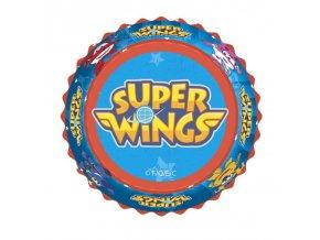 Košíčky na muffiny 5cm x 3cm 50ks Super Wings - Dekora