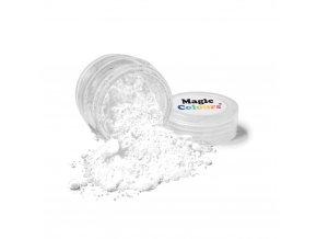 Jedlá prachová barva Magic Colours (8 ml) Pure Snow White