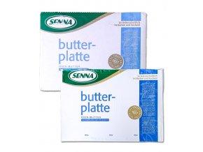 Máslo Butterplatte 82% (pláty) 5x2 kg pláty