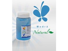 Barva v prášku Natural Lipo přírodní AF (modrá)  25 g/kelímek