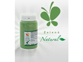 Barva v prášku Natural Lipo přírodní AF (zelená)  25 g/kelímek