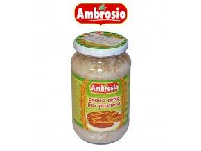 Vařená pšenice Grano Cotto per Pastiera 580 g/sklenice