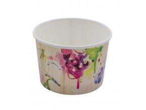 Kelímek papírový na zmrzlinu 70 ml (fruttart) 250 ks/bal