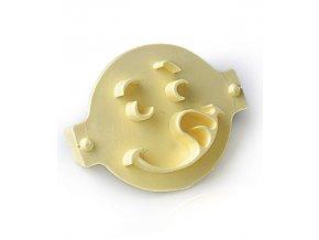 Značkovač na pečivo (úsměv V) prům.8cm