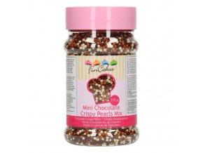 Mini čokoládové perličky 175g - FunCakes