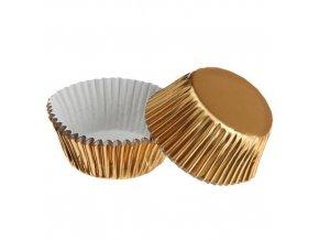 5cf3244 cupcake vormpjes met folie goud set van 24 wilton 070896415264 12b