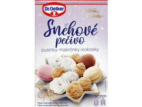 Směs na sněhové pečivo meringue, makronky a kokosky 250g