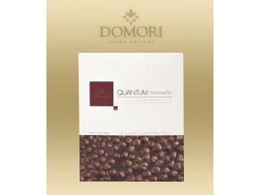 Čokoláda Domori Quantum 42% Hazelnuts (lískooříšková) tabulka 500g