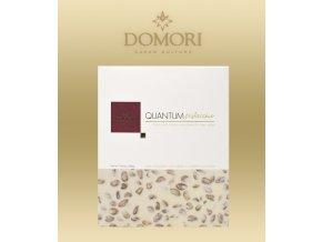 Čokoláda Domori Quantum Pistacchio (pistáciová slaná) tabulka 500g