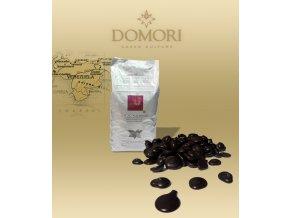 Čokoláda Domori SUR DEL LAGO Venezuela 72% hořká (pecky) 5 kg/pytel