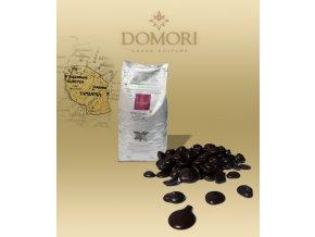 Kakaová hmota Domori MOROGORO Tanzania 100% (pecky) 5 kg/pytel