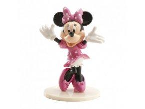Nejedlá dekorace Minnie Mouse