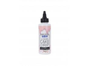 pme ruzova cokoladova poleva luxury cake drip 150 g