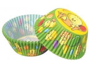 Košíčky na muffiny KUŘÁTKO (50 ks)