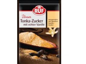 Cukr Tonka s pravou vanilkou 3x8g - RUF