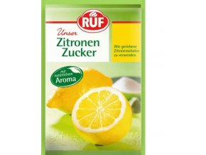 Citronový cukr 3x10g - RUF