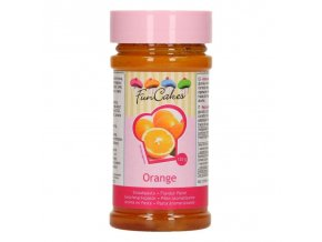 FunCakes Aroma pasta - Orange - pomeranč - 120g