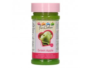 FunCakes Aroma pasta - green apple - zelené jablko - 120g