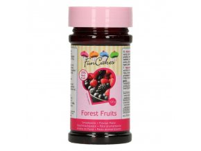FunCakes Aroma pasta - forest fruits - lesní plody - 120g