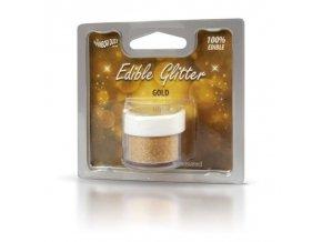 RD Edible Glitter - Gold - zlatý 5g