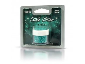 RD Edible Glitter - Turquoise  5g