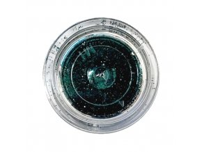 Dekorativní prachová glitterová barva Sugarcity (10 ml) Evergreen Glitter